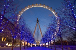 London Eye dec2013